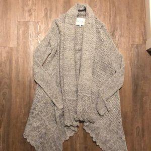 Rachel Roy knitted flare cardigan